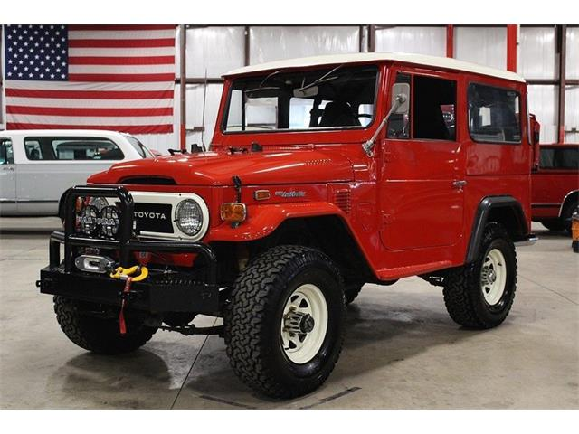Picture of 1974 Land Cruiser FJ located in Kentwood Michigan Offered by  - N4YC
