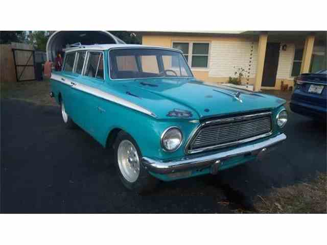 Picture of '62 Rambler - N4YV