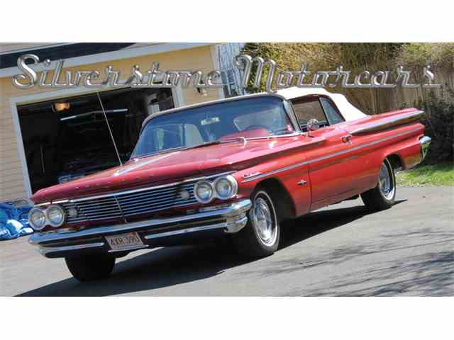 Picture of Classic '60 Pontiac Catalina Offered by  - MYCP