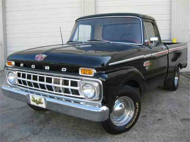 Picture of Classic '65 F100 - N4ZI