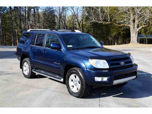 Picture of '03 4Runner - N502