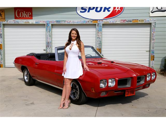 Picture of '70 GTO - N507