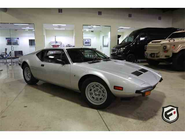 Picture of '71 Pantera - N50H