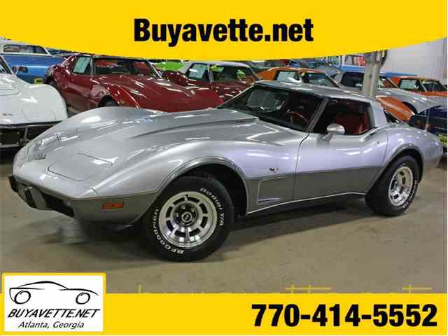 Picture of '78 Corvette - N50M