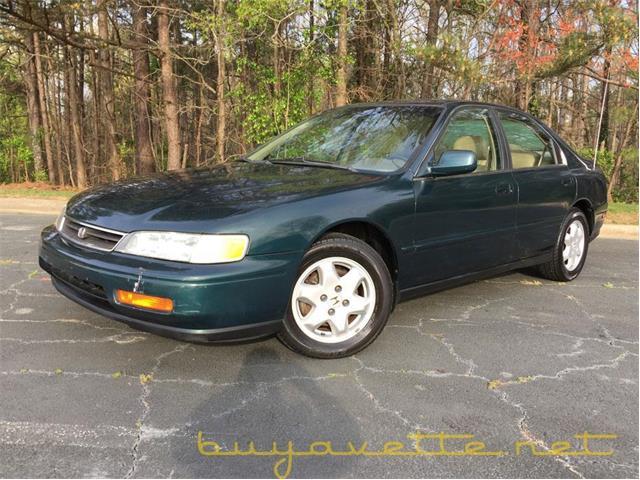 Picture of '95 Accord - N50N