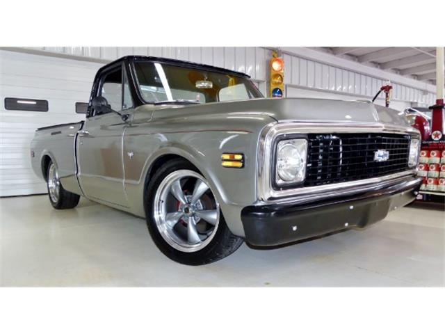 Picture of 1969 Chevrolet C/K 10 located in Ohio Offered by  - N50R