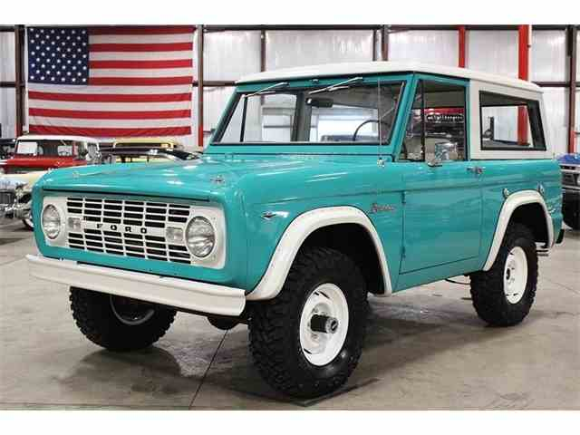Picture of '67 Bronco - MYCW