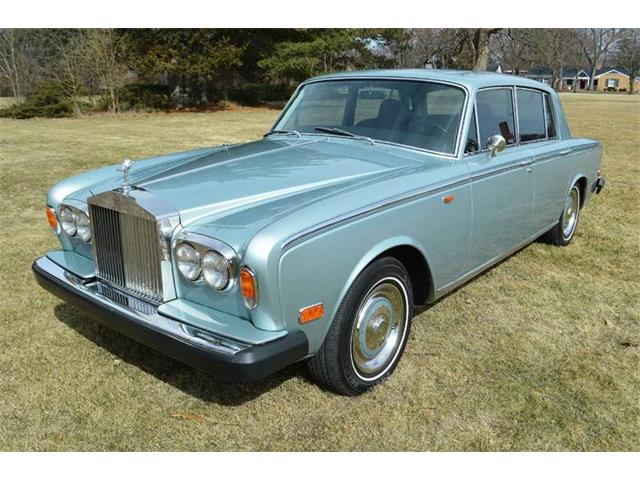 Picture of Classic '73 Rolls-Royce Silver Shadow - $39,500.00 Offered by  - N51L