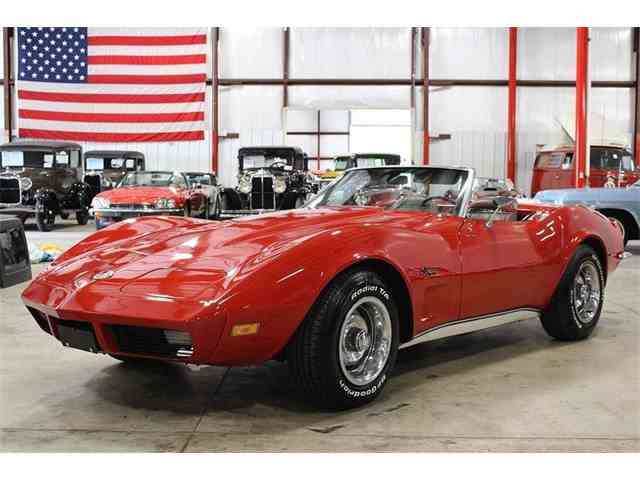 Picture of '73 Corvette - MYD1