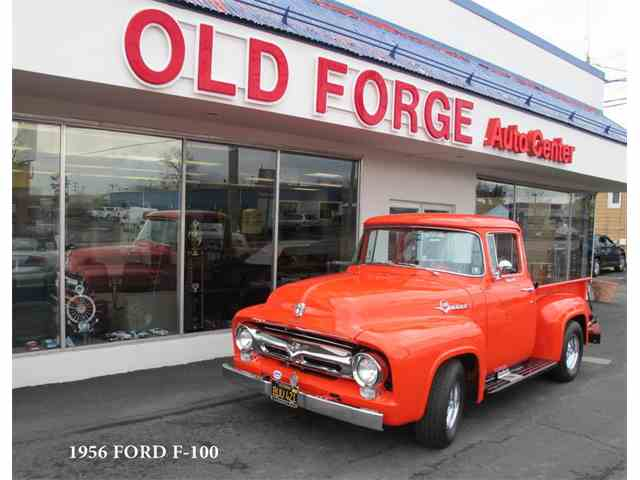 Picture of '56 F100 - N52H