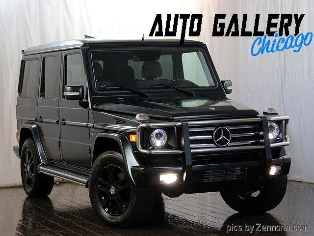 Picture of '12 G-Class - N52S
