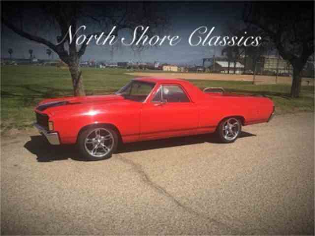 Picture of '72 El Camino - N52T