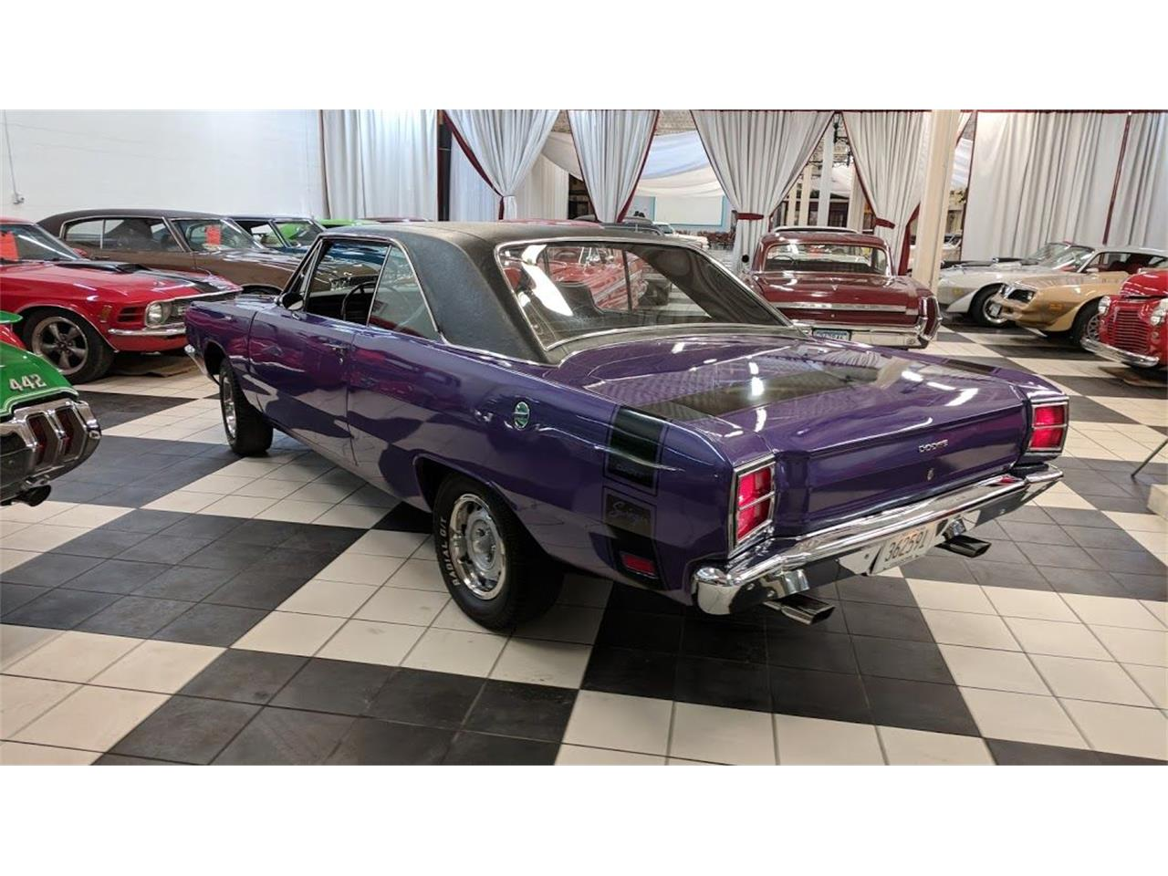 Special 1969 dodge dart swinger for sale can