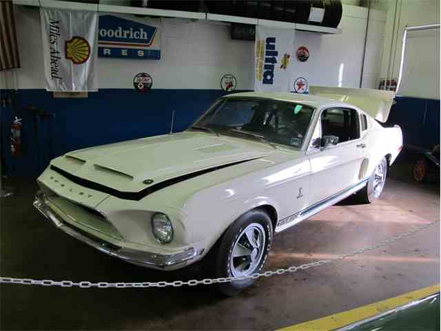 Picture of '68 Shelby GT500 Offered by  - N52V