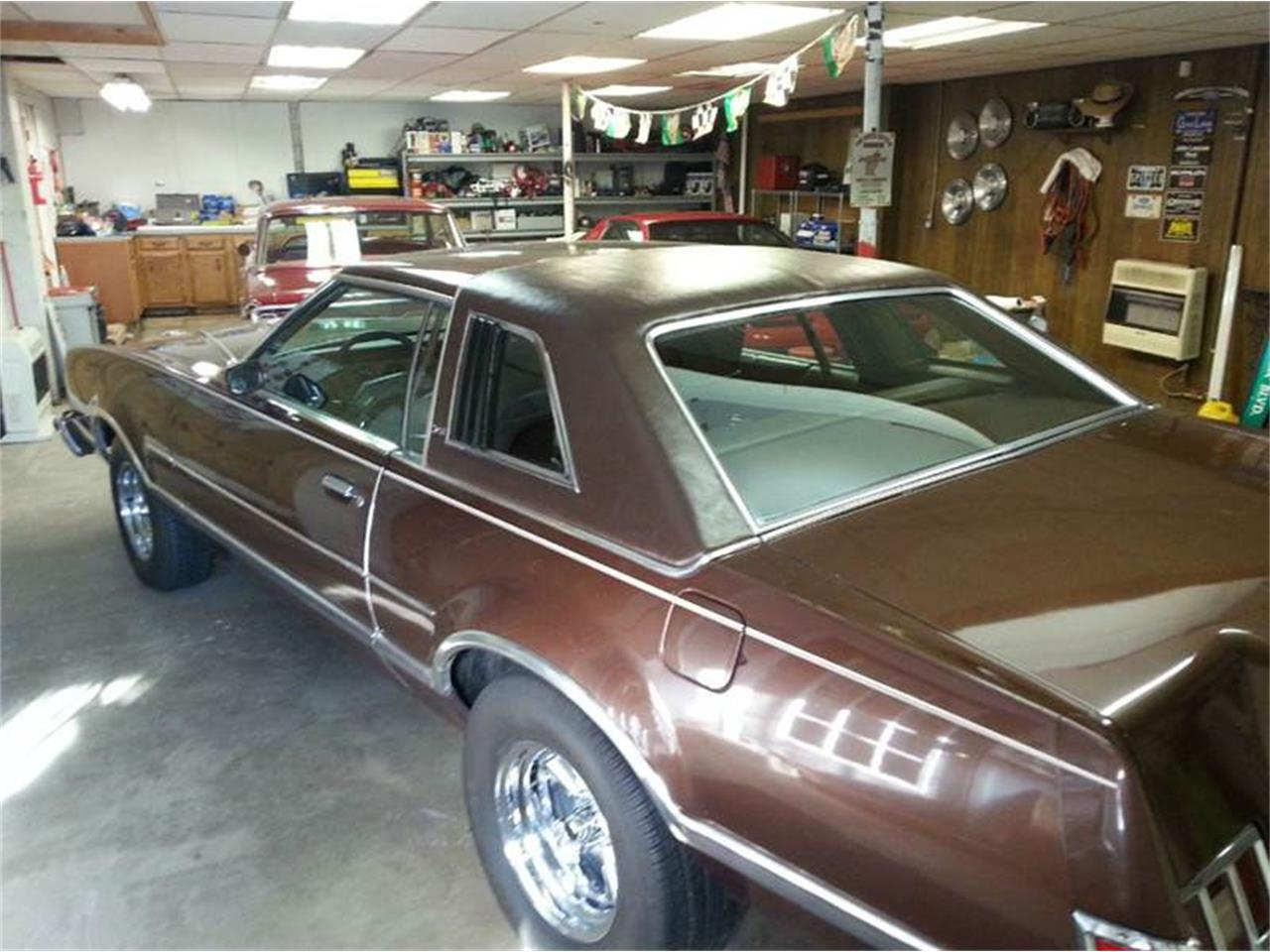 Large Picture of 1977 Mercury Cougar Offered by Whitmore Motors - N53N