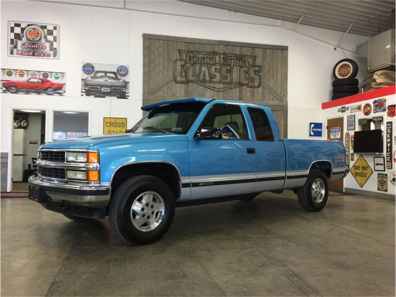 For Sale 1995 Chevrolet Silverado In Grand Rapids Michigan