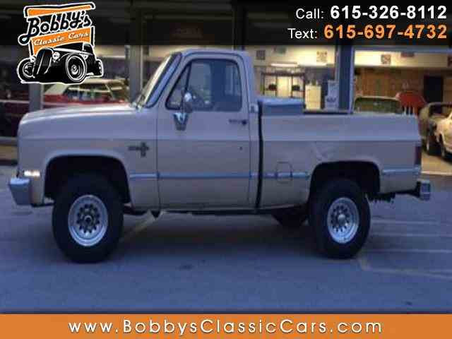 Picture of '87 Pickup - N541