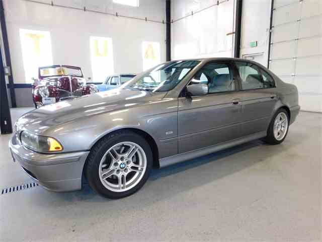 Picture of '02 5 Series - N54C