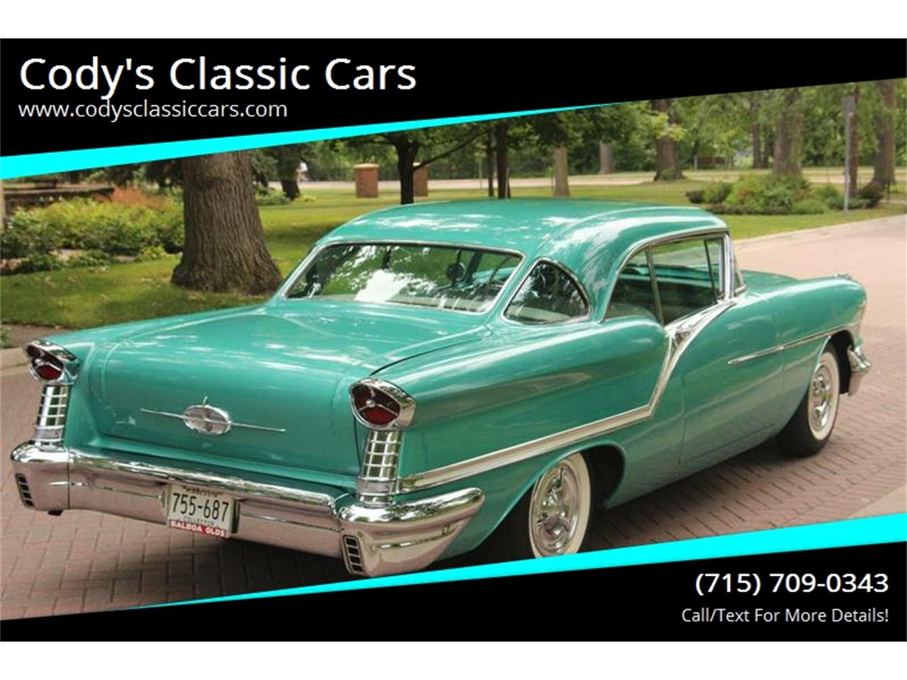 Classic Oldsmobile For Sale On Pg 2 Sort Asking 1941 Club Coupe 1957 Super 88