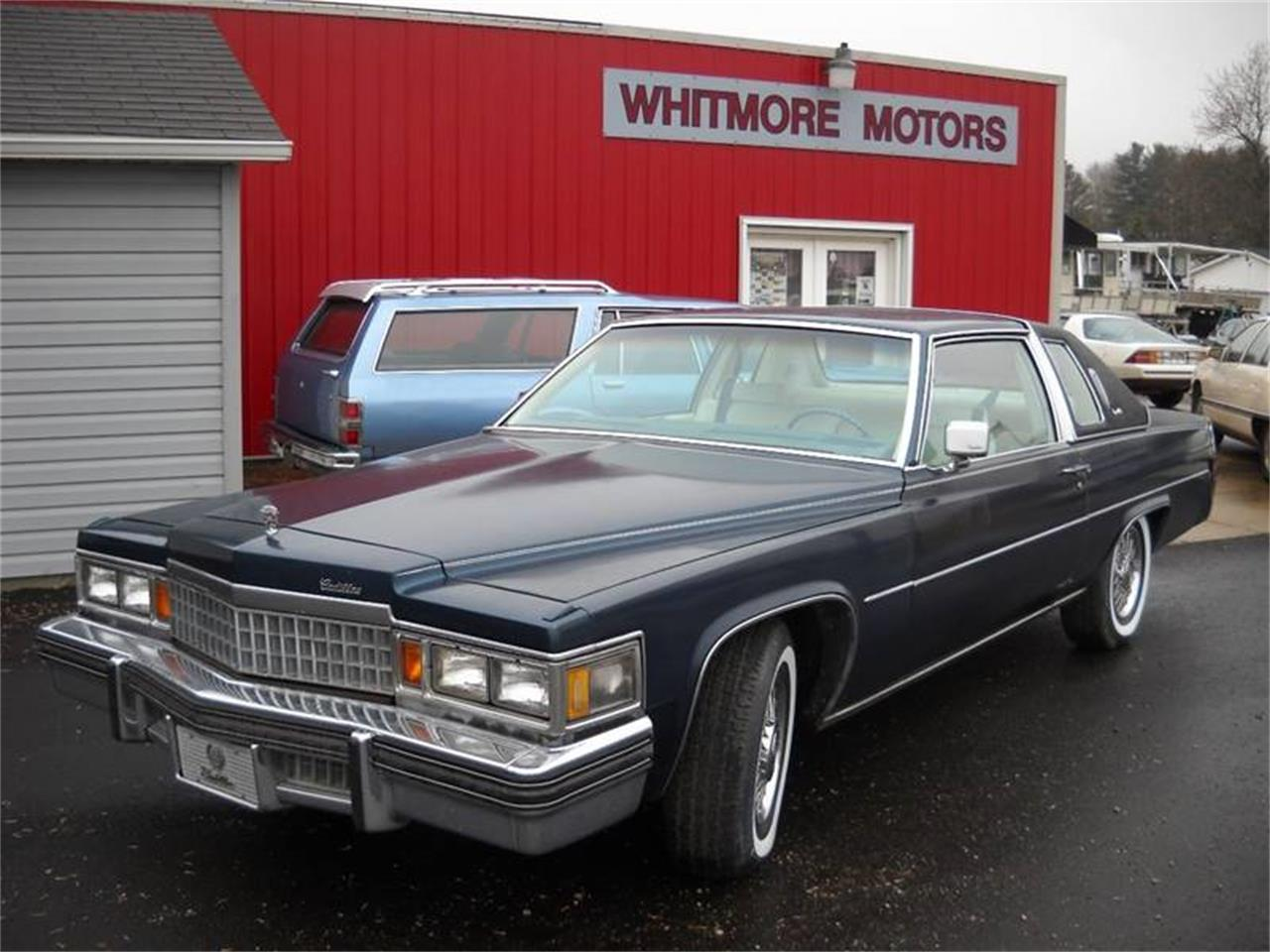 Large Picture of '78 DeVille - $8,550.00 - N54I