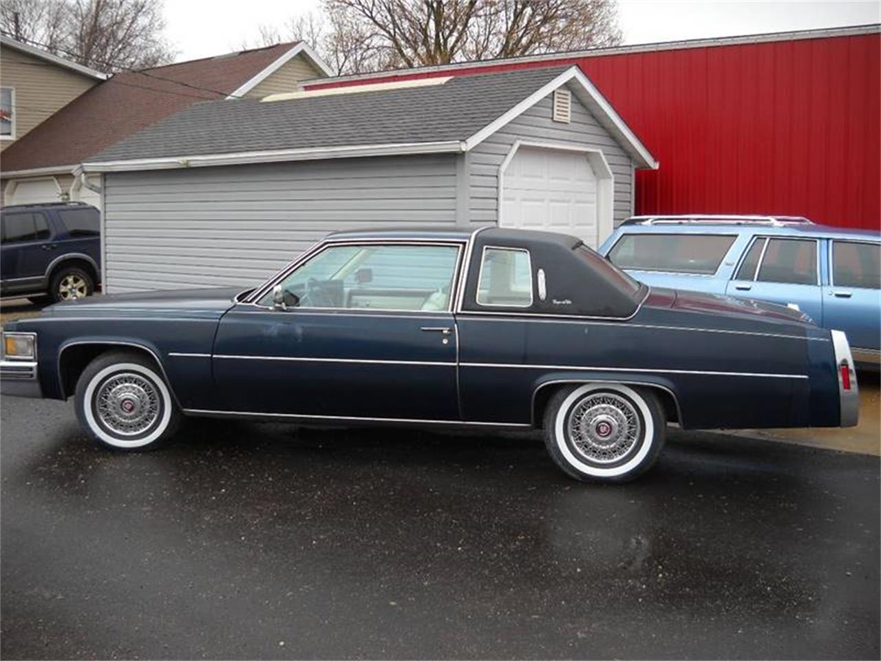 Large Picture of '78 Cadillac DeVille located in Ohio - $8,550.00 - N54I
