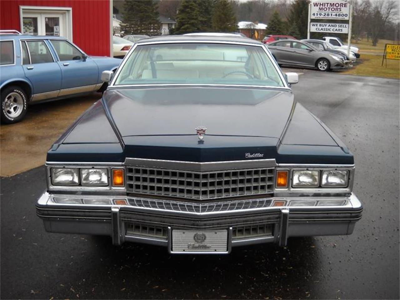 Large Picture of 1978 Cadillac DeVille - $8,550.00 Offered by Whitmore Motors - N54I