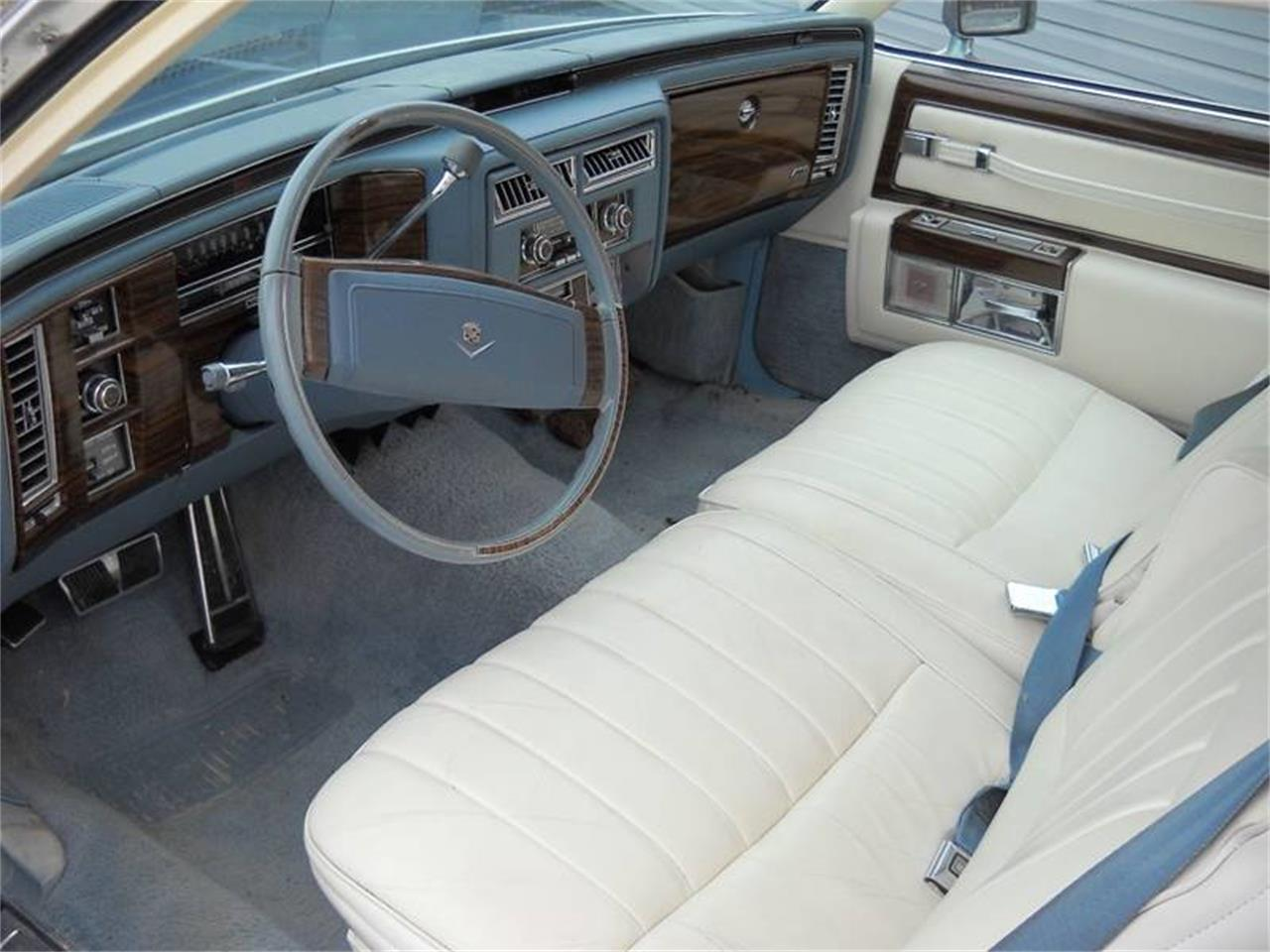 Large Picture of 1978 Cadillac DeVille located in Ashland Ohio - $8,550.00 - N54I