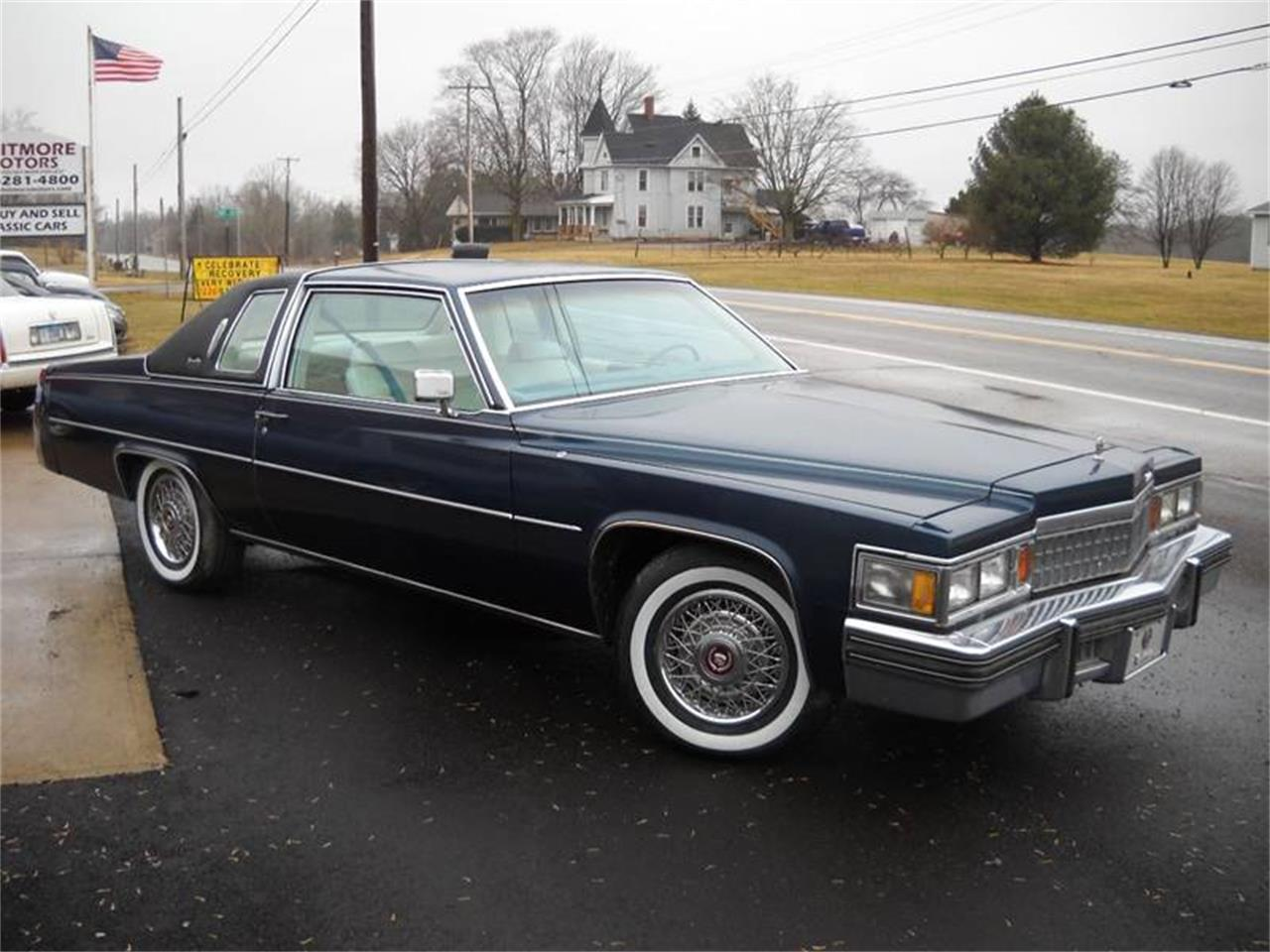 Large Picture of '78 DeVille - $8,550.00 Offered by Whitmore Motors - N54I