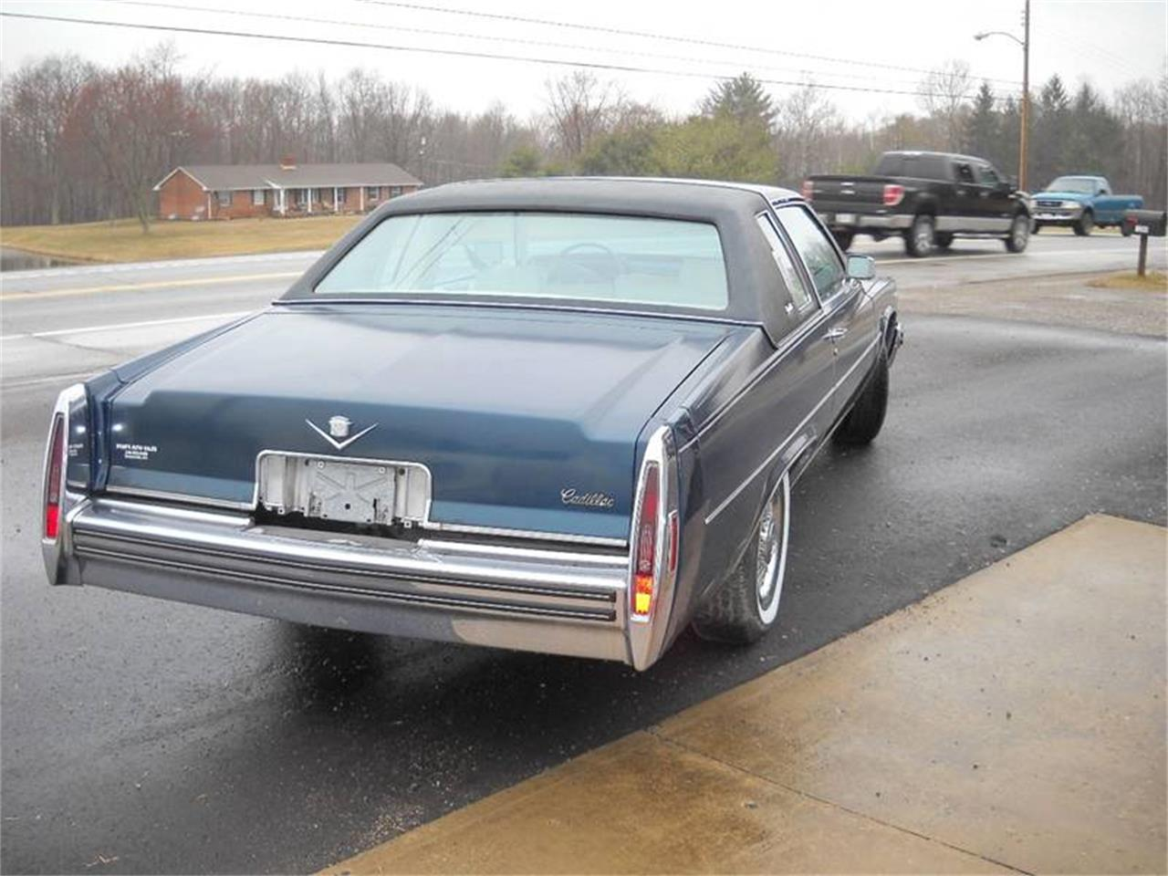 Large Picture of '78 DeVille - N54I