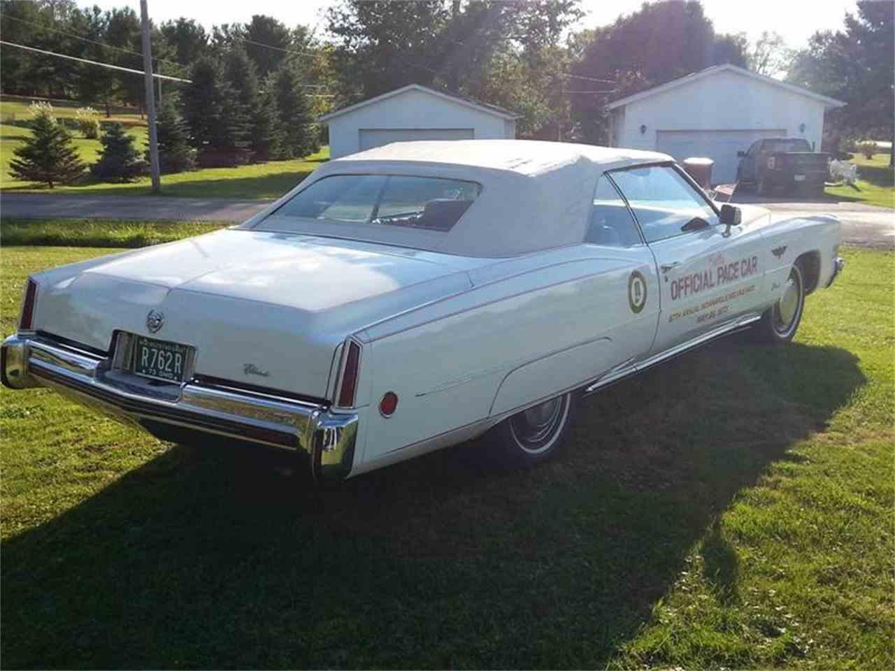1973 Cadillac Eldorado for Sale | ClicCars.com | CC-1079731