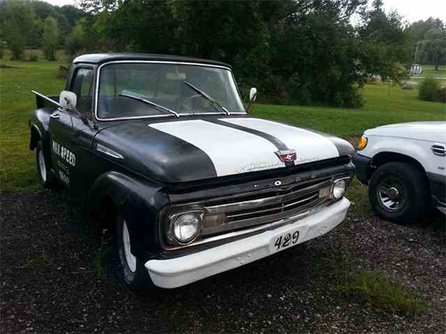 Picture of '62 F100 - N54R