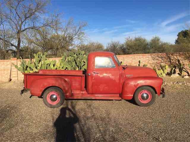 Picture of Classic 1949 Pickup Offered by a Private Seller - N555