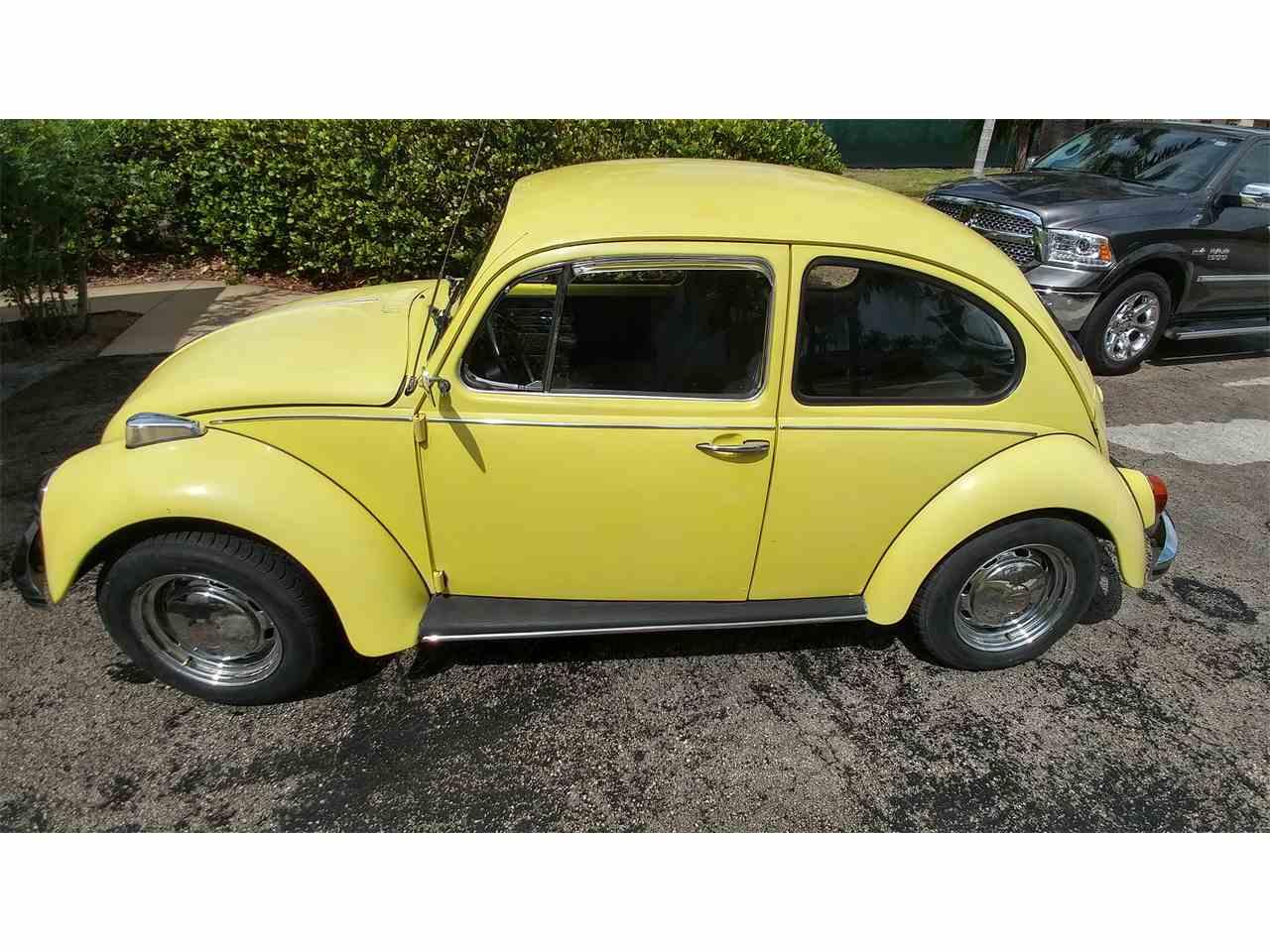 1969 Volkswagen Beetle for Sale | ClicCars.com | CC-1079759