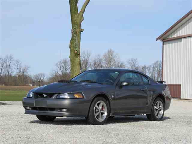 Picture of '03 Mustang Mach 1 - N55D
