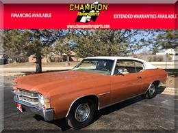 Picture of '71 Chevelle Malibu located in Illinois - $15,995.00 Offered by Champion Motorsports - N55J