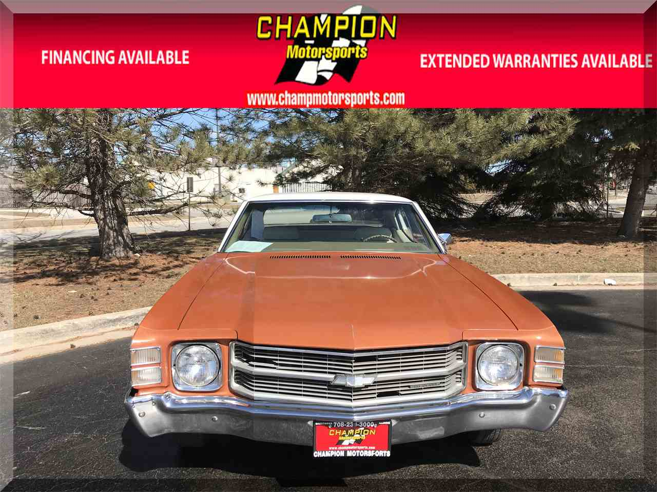 Large Picture of '71 Chevelle Malibu - N55J