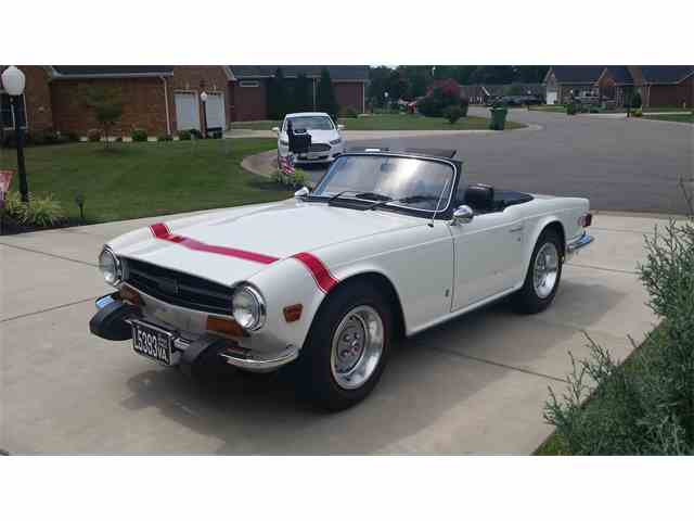 Picture of '74 TR6 - N55M