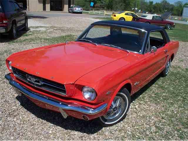 Picture of '65 Mustang - N55N