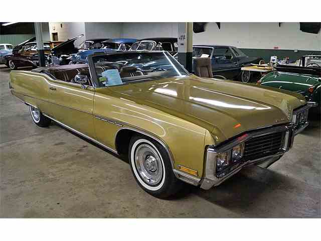 Picture of Classic 1970 Buick Electra 225 - $29,900.00 Offered by Motorcar Portfolio - N55Q