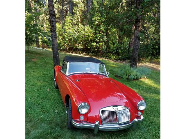 Picture of '59 MGA 1500 - N55R