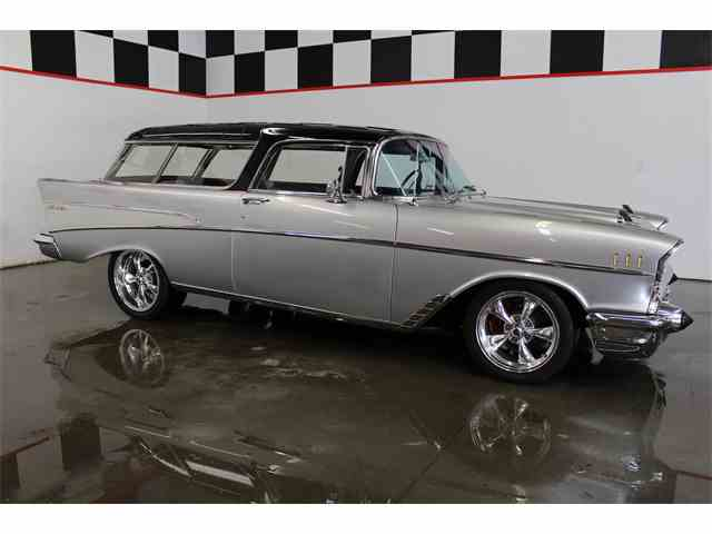 Picture of Classic '57 Nomad Offered by Atlas Muscle Cars - N55T