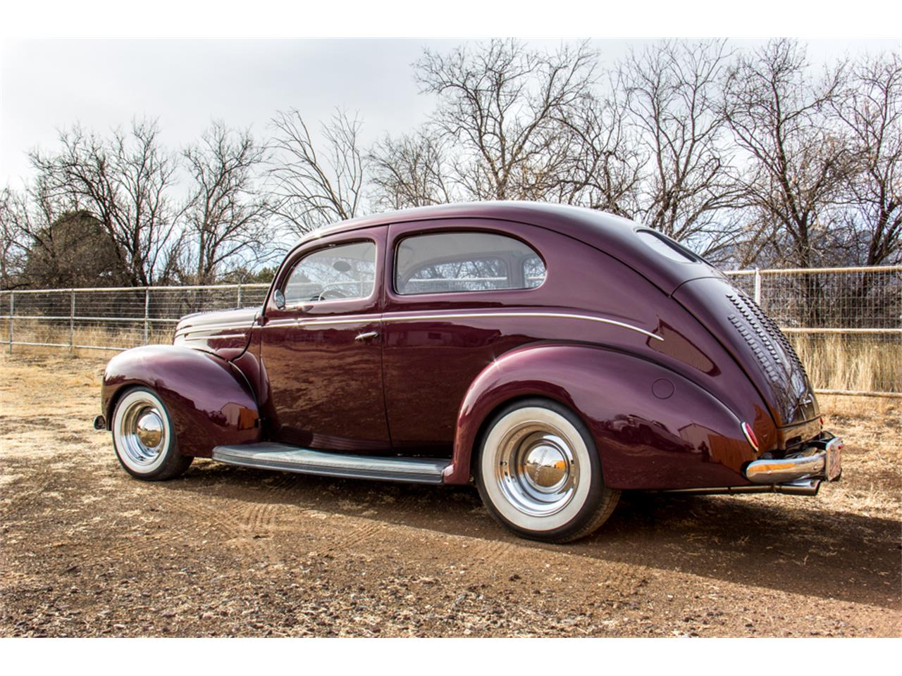 Large Picture of '39 Ford Tudor - $80,000.00 Offered by a Private Seller - N561