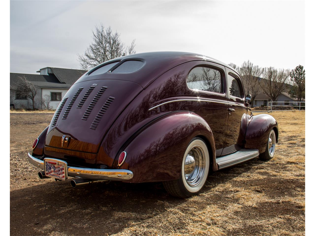 Large Picture of 1939 Ford Tudor located in Scottsdale Arizona Offered by a Private Seller - N561