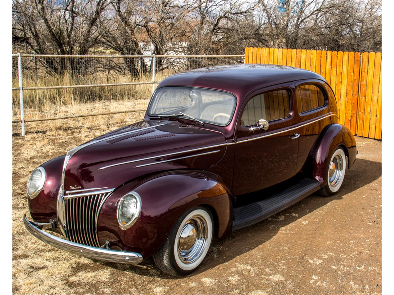 Large Picture of Classic 1939 Ford Tudor Offered by a Private Seller - N561
