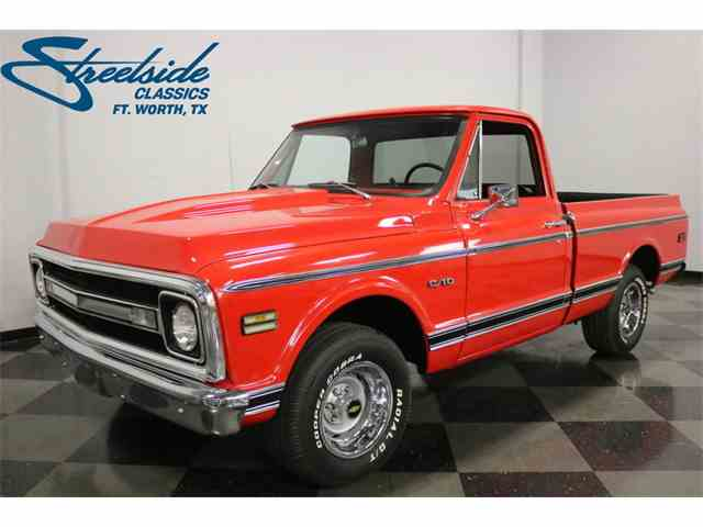 Picture of Classic '69 C10 located in Ft Worth Texas - $23,995.00 - N56A