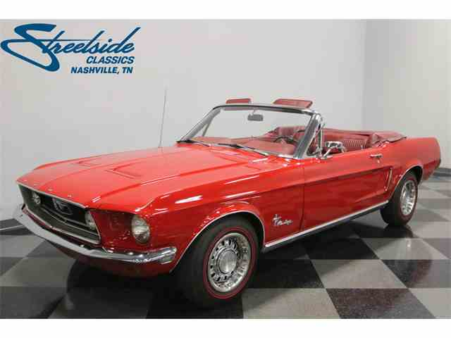 Picture of '68 Ford Mustang - $36,995.00 - N56C