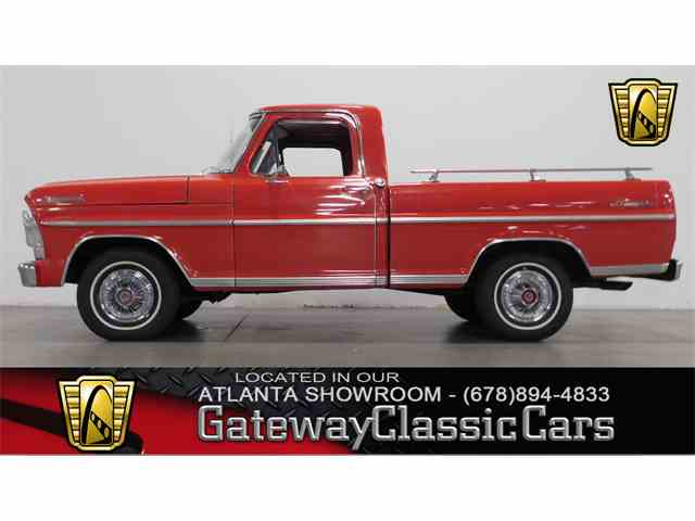 Picture of '67 F100 - N56M