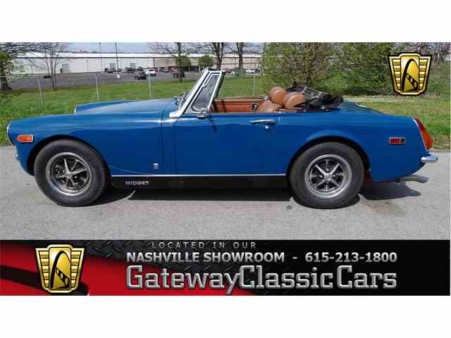 Picture of Classic 1972 Midget located in Tennessee Offered by  - N56N