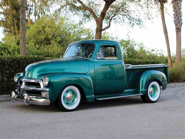 Picture of '55 3100 Pickup Custom - MYDH