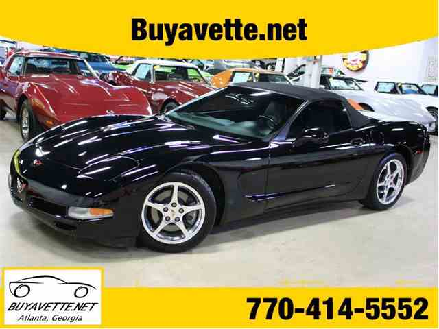 Picture of '01 Corvette - N576